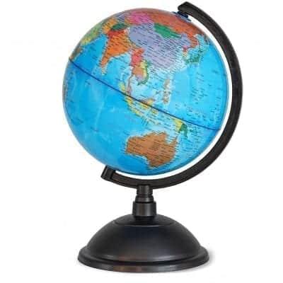 Juvale World Globe for Kids