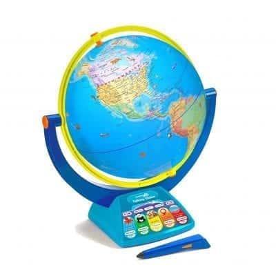 Educational Insights GeoSafari Jr. Talking Globe for Kids