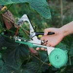 Plant Tying Machine