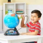 World Globe for Kids