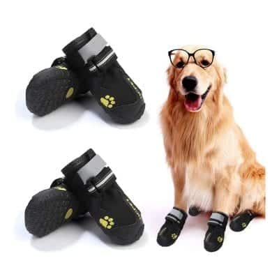 SS SUNCHIRI Dog Shoes Anti-Slip