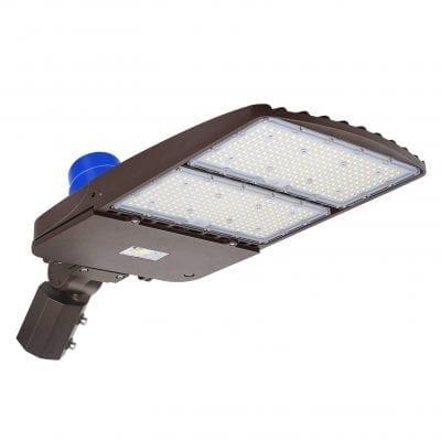 Hykolity LED Parking Lot Light 300W 40,500 Lumens
