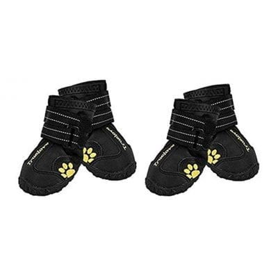 EXPAWLORER Non-Slip Reflective Dog Boots