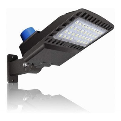 LEDMO 150W LED Parking Lot Lighting IP65 Waterproof Rating