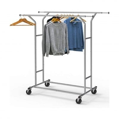 Simple Houseware Heavy Duty Garment Rack