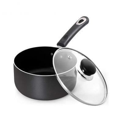 Utopia Kitchen 2-Quart Multipurpose Nonstick Sauce pan