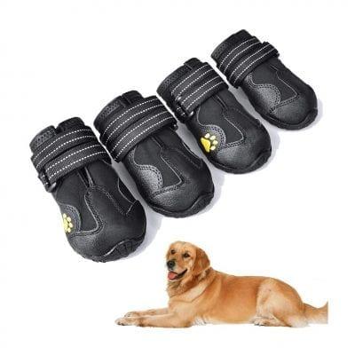 XSY&G Waterproof Outdoor Dog Booties