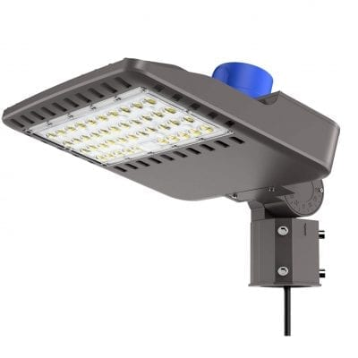 YICOB 150W LED Parking Lot Light 21,000 Lumens