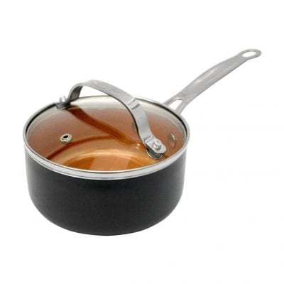 Gotham Steel 2-Quart Nonstick Sauce Pan