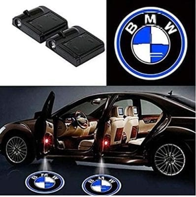 HQ High Definition Car Door Light Logo (Compatible with BMW)