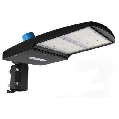 Dephen 42,000 Lumens 300W LED Shoebox Parking Light