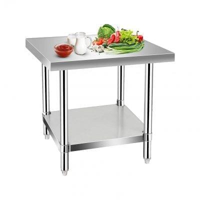 KITMA Food Prep Table