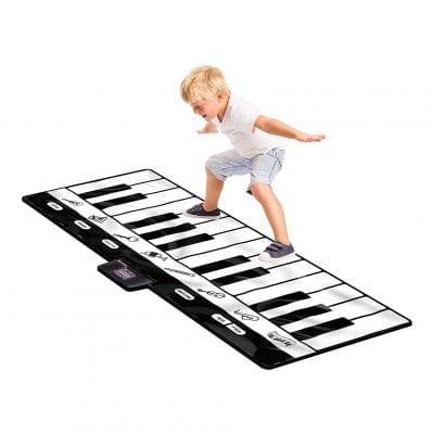 Click N' Play Gigantic 24 Keys Piano Mat Keyboard Play Mat