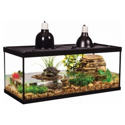 Tetra Aquatic Turtle Deluxe 20 Gallons 30 Inches