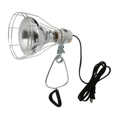 Woods 0324 150-Watt Heat Lamp, Black