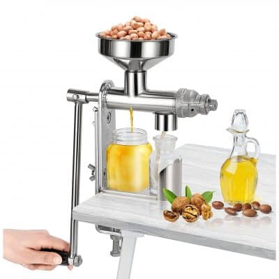 CGOLDENWALL Oil Press Machine HY-03
