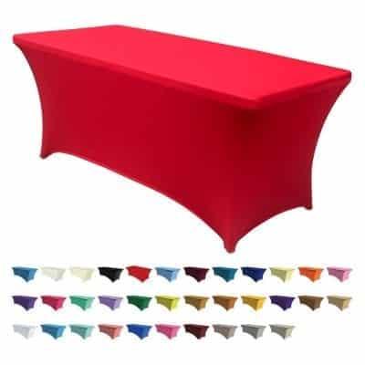 ABCCANOPY Spandex Tablecloths