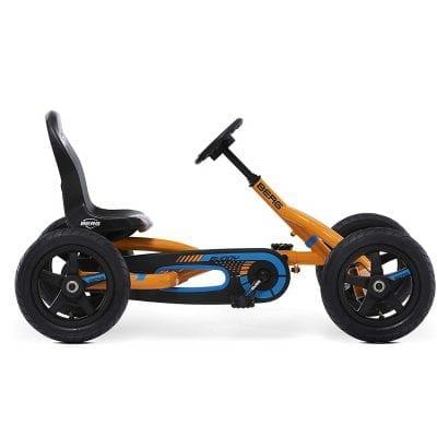 Berg Pedal Car Buddy B-Orange Pedal Go Kart