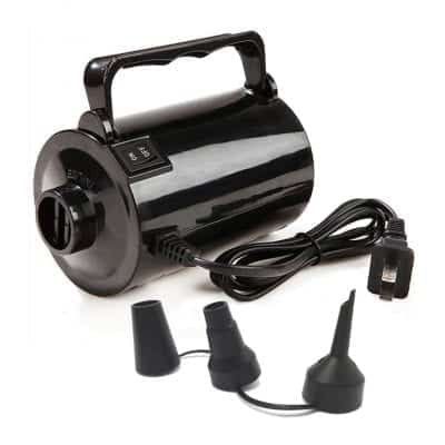 Gifts Soures Electric Air Pump for Inflatable Pool Toys