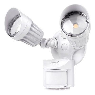 Hyperikon LED Security Light with Motion Sensor