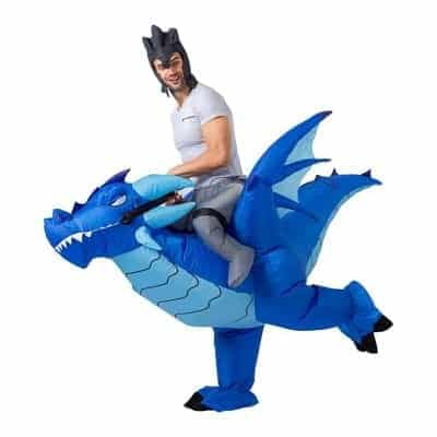 Spooktacular Creations Inflatable Costume - Adult Size