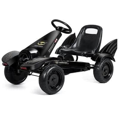 Costzon 4 Wheels Riding Pedal Go Kart