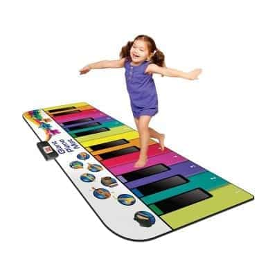 Kidzlane 24 Keys Floor Piano Mat for Toddlers and Kids- Age 3+