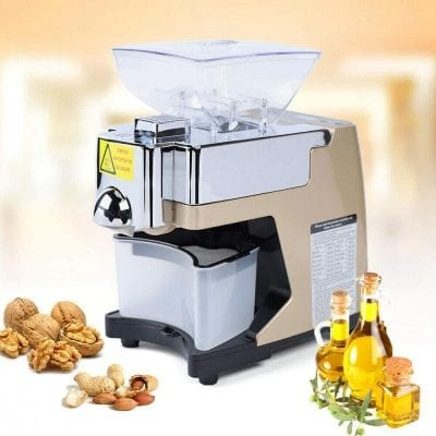 Gdrasuya Commercial Automated Home Oil Press Machine