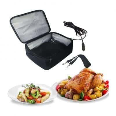 Portable Oven 12V Car Food Warmer