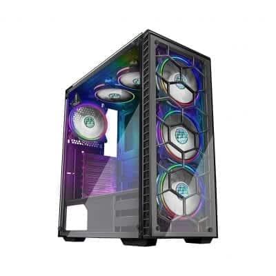 MUSETEX Phantom Gaming PC Case