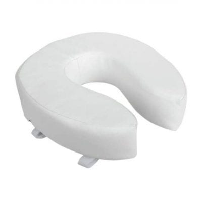 Medline Padded Toilet Seat Riser
