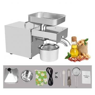 Shikha Hot or Cold Oil Press Machine
