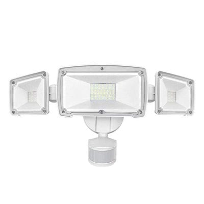 GSBLUNIE LED Security Lights Outdoor Motion Sensor Light