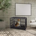Heavy-Duty Dog Crate