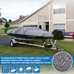Trailerable Boat Cover