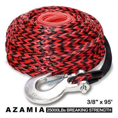 AZAMIA Synthetic Winch Rope