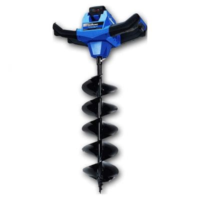 Landworks Earth 6 x 30 Inches Bit Heavy Duty Ice Auger