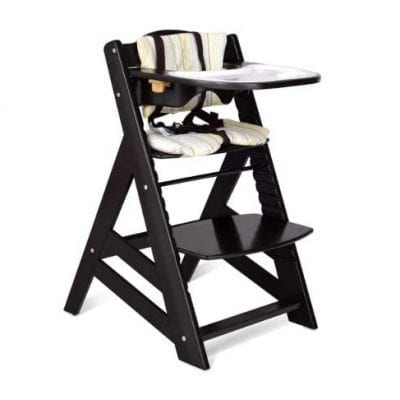 Seller123 Wood High Chair for Baby