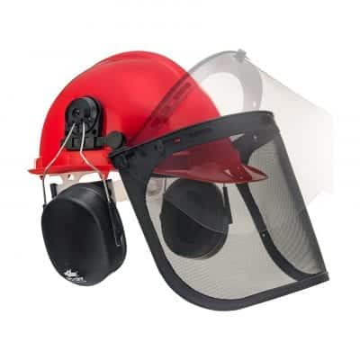 NoCry 6-in-1 Industrial Safety Forestry Helmet