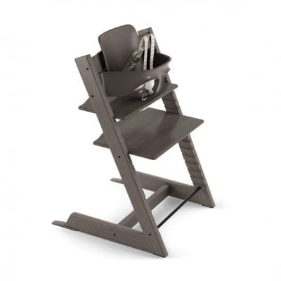 Stoke Wood High Chair for Baby