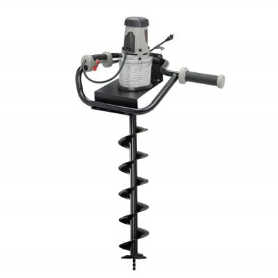 Hiltex Electric Earth Auger with 4 Inches Bit 1.6HP