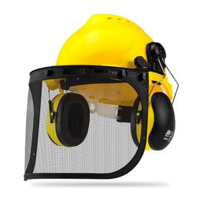NEIKO 53880A 5-in-1 Safety Forestry Helmet