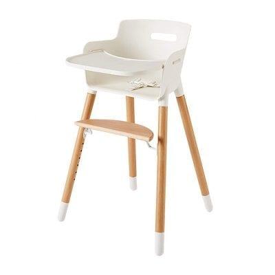 Ashtonbee Wood High Chair for Baby