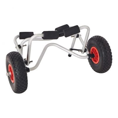 RAD Sportz Kayak Trolley Cart with Airless Tires