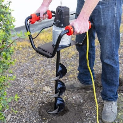 XtremePowerUS 1500W Electric Ice Auger Kit