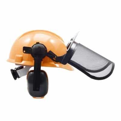 MESTUDIO Industrial Safety Forestry Helmet