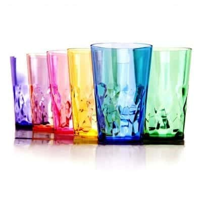 SCANDINOVIA 19 oz Premium Drinking Glasses