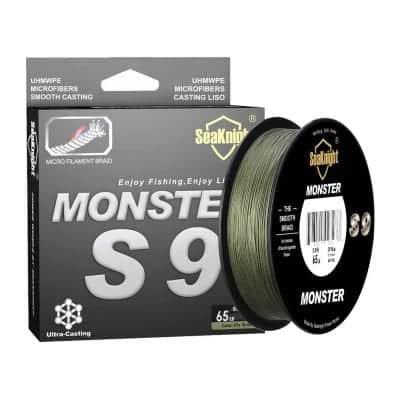 SeaKnight Monster Braided Lines, 15-100LB