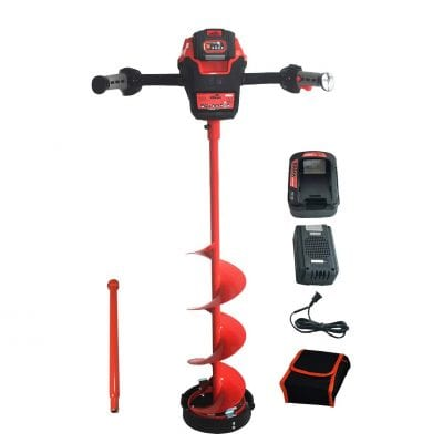 THUNDERBAY Cyclone 120V Lithium Ice Auger