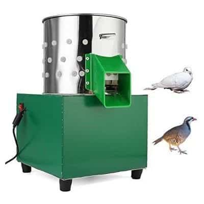 KY HOPE Small Chicken Dove Feather Plucking Machine